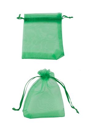 www.sayila.nl - Organza cadeautasjes 11x9cm