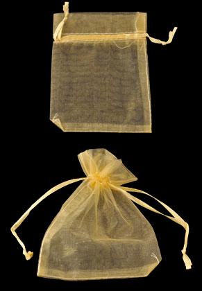 www.sayila.es - Organza bolsas para regalos 11x9cm