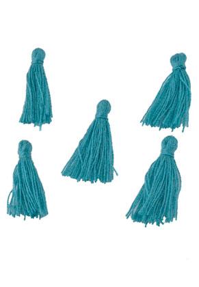 www.sayila.es - Borlas de textil 17x4mm