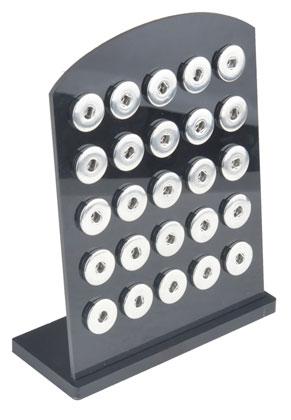 www.sayila.nl - DoubleBeads EasyButton display 19x14cm voor drukknopen maat L