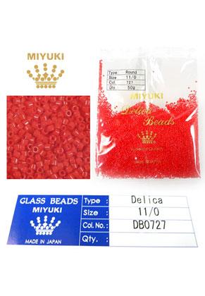 www.sayila.nl - Miyuki Delica Beads glas rocailles 11/0 1,6x1,3mm DB0727 (10000 st.)