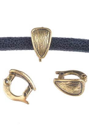 www.sayila.es - Abrazaderas de metal para colgantes 13x8mm