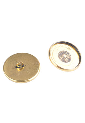 www.sayila.com - Metal buttons 22mm with setting for 20mm flat back