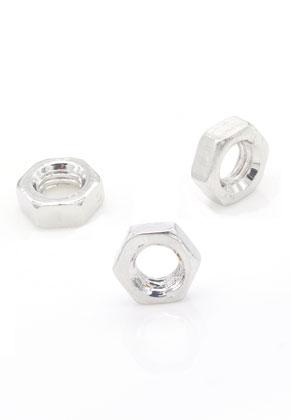 www.sayila.fr - Écrous hexagonaux en métal 9x4mm