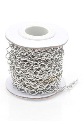www.sayila.nl - Metalen ketting met 7x5mm schakels (5 meter per rol) ^