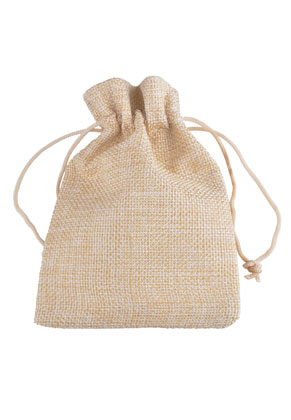 www.sayila.fr - Sacs en textile pour présentes 13,5x9cm