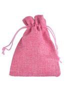www.sayila.nl - Stoffen cadeautasjes 13,5x9cm - D20672