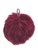 www.sayila.es - Bolas de pelusa con lazo elástico 65mm - D20677