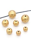 www.sayila.com - Mix synthetic beads round 8-14mm (100 pcs.) - D20684