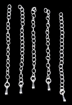www.sayila.com - Metal  extension chain 70x4mm