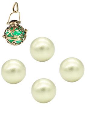 www.sayila.com - Metal chime ball round 16mm