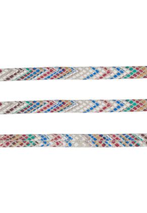 www.sayila.be - Imitatieleren koord 200cm, 5,5x2mm dik