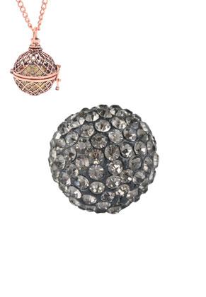www.sayila.com - Strass chime ball round 17mm