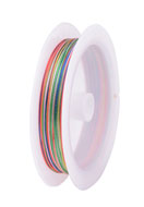 www.sayila.com - Polyester wire 20m, 0,5mm thick - D21490