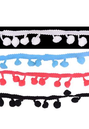 www.sayila.nl - Mix stoffen accessoire voor sjaal 50-100cm