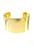 www.sayila.es - Pulsera brazalete de brass 19cm, 3,7cm de ancho