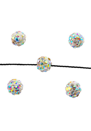 www.sayila.com - Strass beads round 6mm
