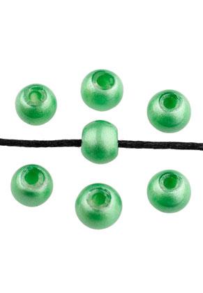 www.sayila.com - Glass beads round 8mm (100 pcs.)