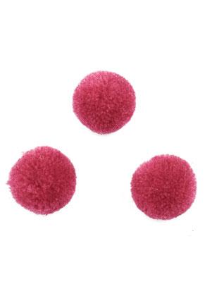 www.sayila.es - Pompones de textil 20mm