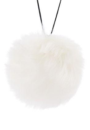 www.sayila.es - Bola de pelusa con lazo elástico 90mm