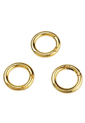www.sayila.nl - Metalen EasyClip ringen/tussenzetsels/sluitingen 25mm
