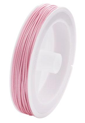 www.sayila-perlen.de - Wachsschnur 1mm (20 Meter pro Rolle)