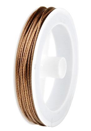 www.sayila.com - Wax cord 1mm (20 meter per roll)