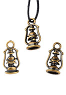 www.sayila.com - Metal pendants/charms oil lamp 20x10mm - D22719