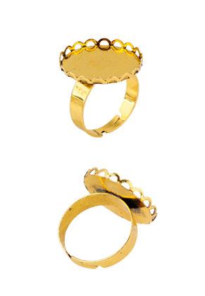 www.sayila.com - Metal rings >= Ø 18mm with setting for 16mm flatback