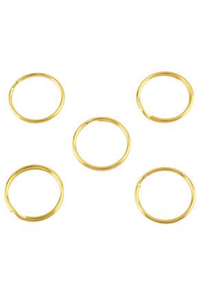 www.sayila.fr - Anneaux en métal pour porte-clés 20mm