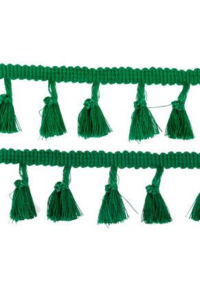 www.sayila.es - Cinta de textil con borlas 35mm