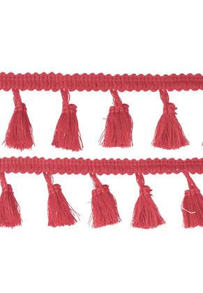 www.sayila.fr - Bande en textile avec pompons 35mm
