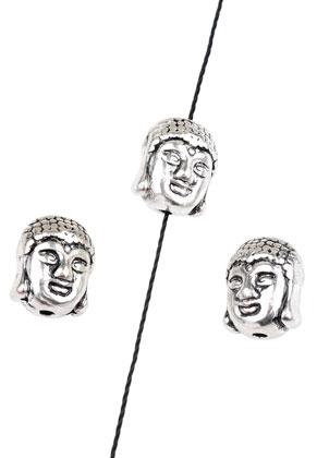 www.sayila.nl - Metalen kralen Boeddha 11x9mm
