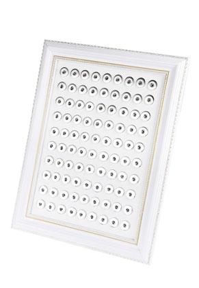 www.sayila.com - DoubleBeads EasyButton display 32x24cm for press studs size L
