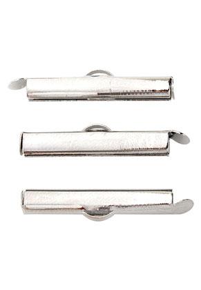 www.sayila.es - Terminales finales slide end tube de metal 25x6mm
