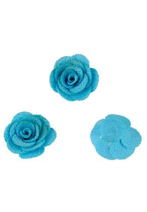 www.sayila.es - Flores de textil 25mm