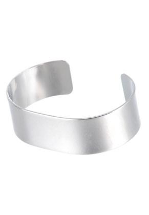 www.sayila-perlen.de - Brass Cuff Armband blank 16cm, 2cm breit