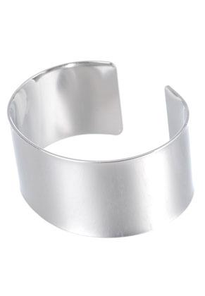 www.sayila.com - Brass cuff bracelet blank 17,5cm, 3cm wide