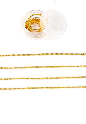 www.sayila.nl - Brass ketting 0,5mm