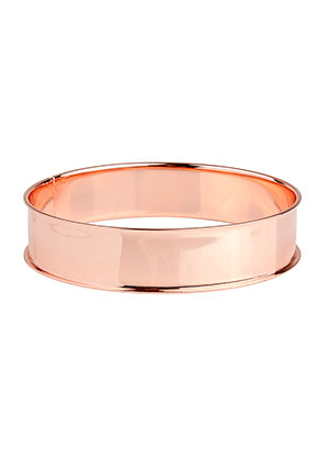 www.sayila.nl - Metalen bangle armband blank 21,5cm, 1,6cm breed