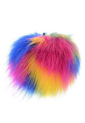 www.sayila.be - Pluizenbol met elastisch lusje 10cm