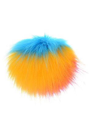 www.sayila.fr - Boule de peluche avec boucle en élastique 10cm