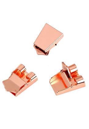 www.sayila.fr - Fermeture passante bolo tie en brass 25x18mm