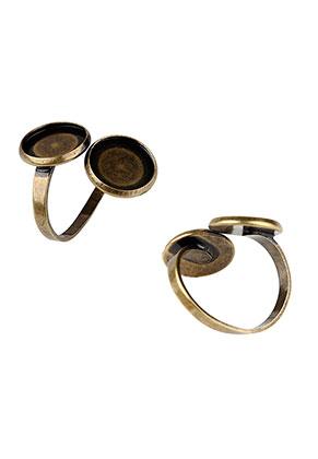 www.sayila.com - Brass rings >= Ø 16,5mm with settings for 12mm flat backs
