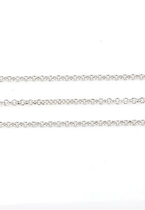 www.sayila.com - Metal chain with 2mm link