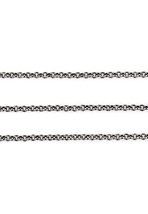 www.sayila.com - Metal chain with 2mm link