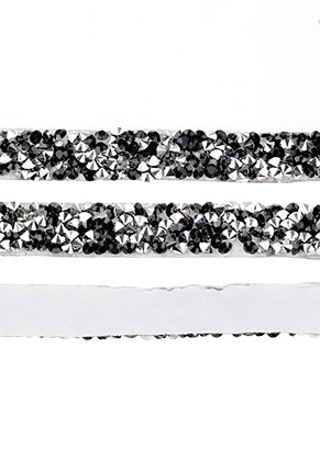 www.sayila.nl - Strass band zelfklevend, 10mm breed