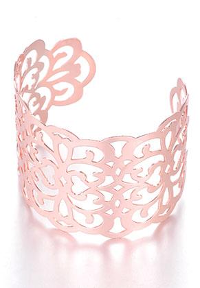www.sayila.com - Metal cuff bracelet 17,5cm