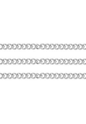 www.sayila.be - Roestvrijstalen ketting met 2x1,5mm schakels