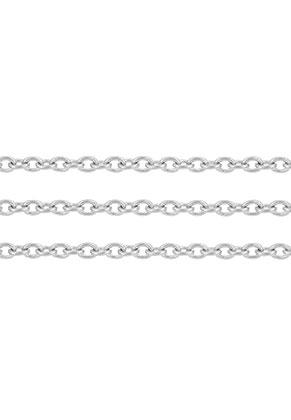 www.sayila.es - Cadena de acero inoxidable con eslabones 2,5x2mm